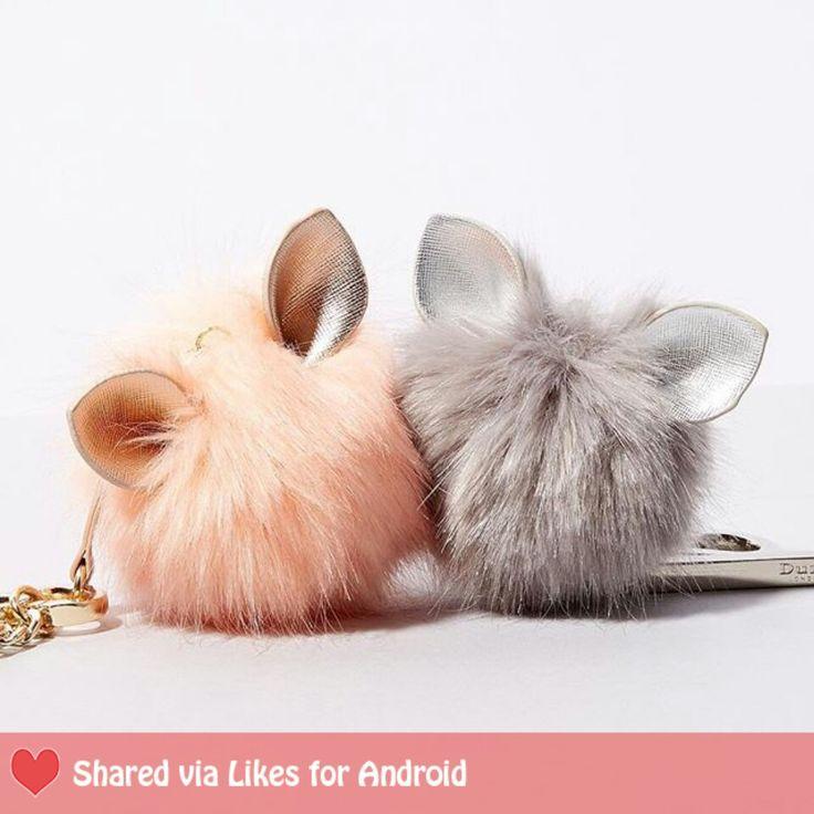 Pom pom with ears