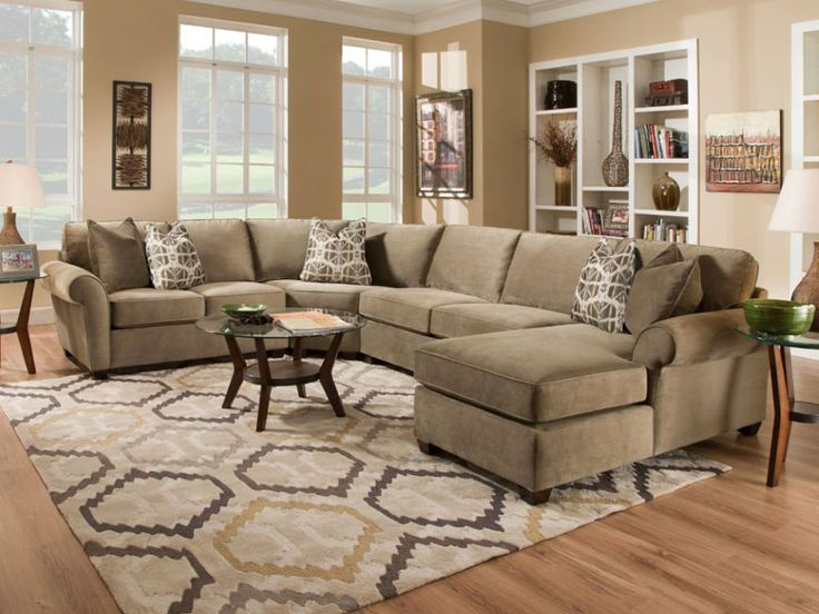 Fresco Of Most Comfortable Sectional Sofa For Fulfilling A