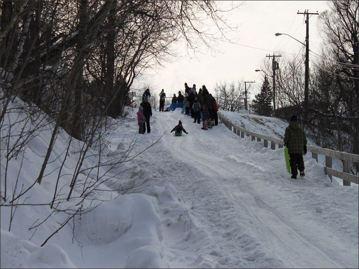 Un carnaval d'hiver pour la famille. à Edmundston, NB