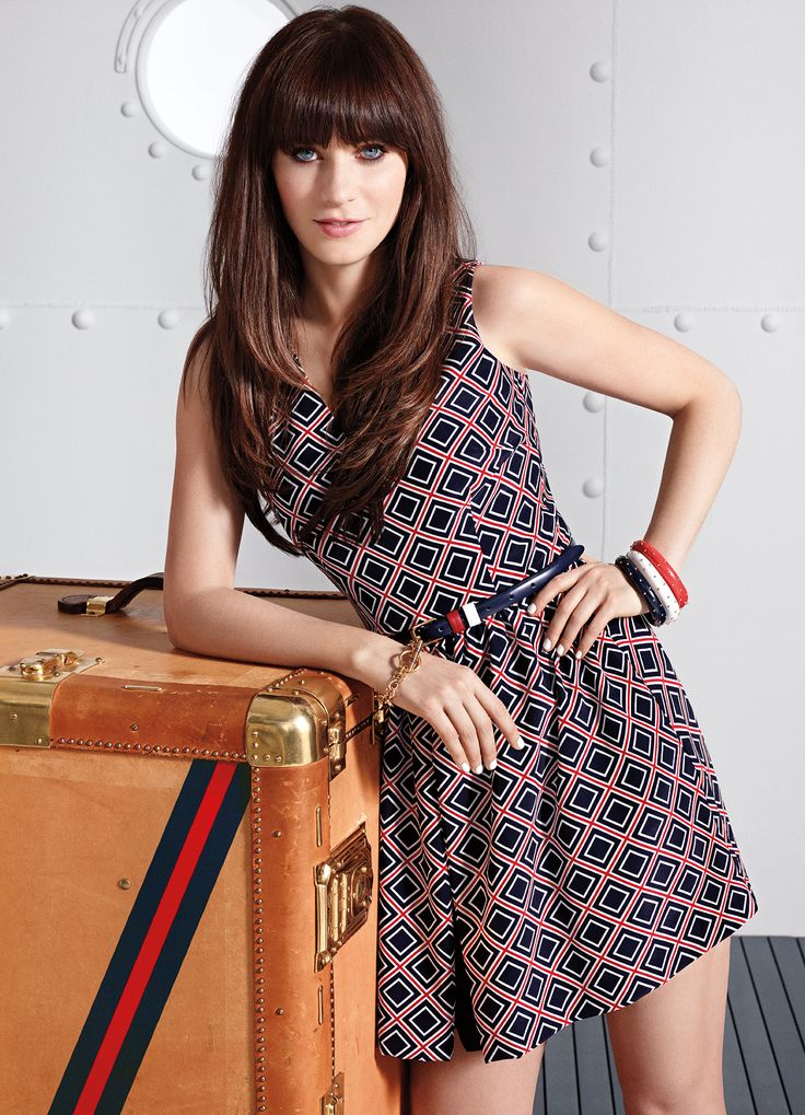 Z.D. for Tommy Hilfiger. super cute dress!