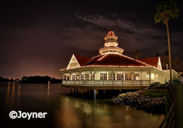 Narcoossee's Restaurant at #Disney's Grand Floridian ...