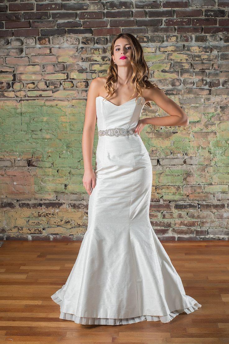 33 best 2016 cicada bridal line images on pinterest for Wedding dresses seattle washington