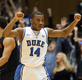 """Duke Basketball: """"Final Regular Season Grades for each Blue Devil"""""""