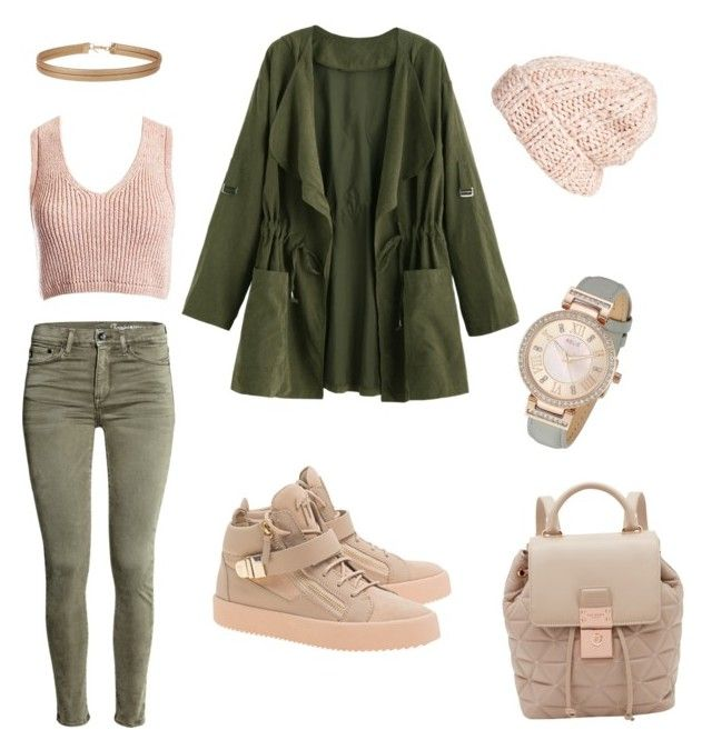 """""""Untitled #12"""" by vikinka-v on Polyvore featuring Sans Souci, Giuseppe Zanotti, Ted Baker, Relic, Free People and Miss Selfridge"""