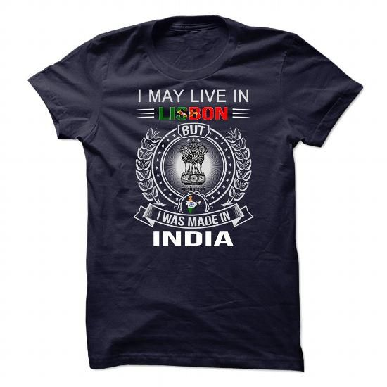 Lisbon-India - #tshirt men #hoodie design. SAVE  => https://www.sunfrog.com/LifeStyle/Lisbon-India.html?60505