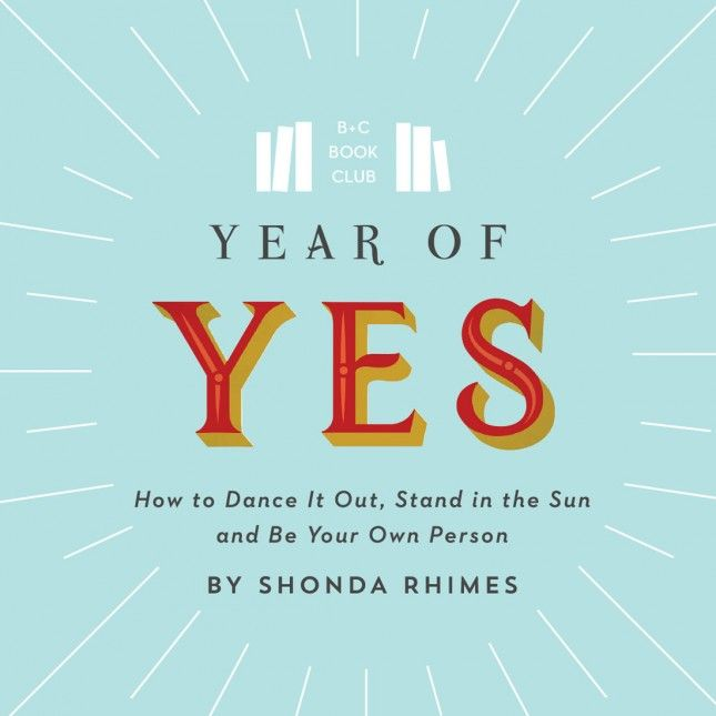 Why Shonda Rhimes's New Book Is A Must-Read Before the New Year | Brit + Co