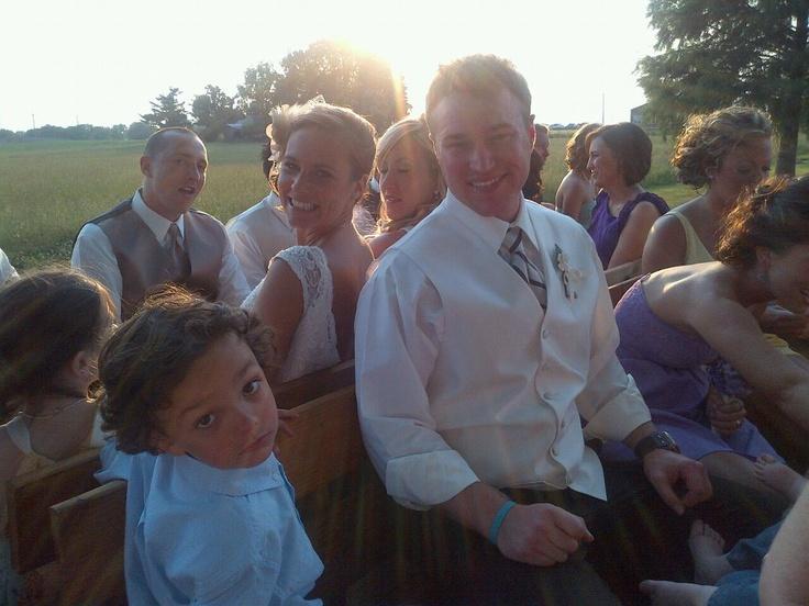 The wedding of my dreams!!