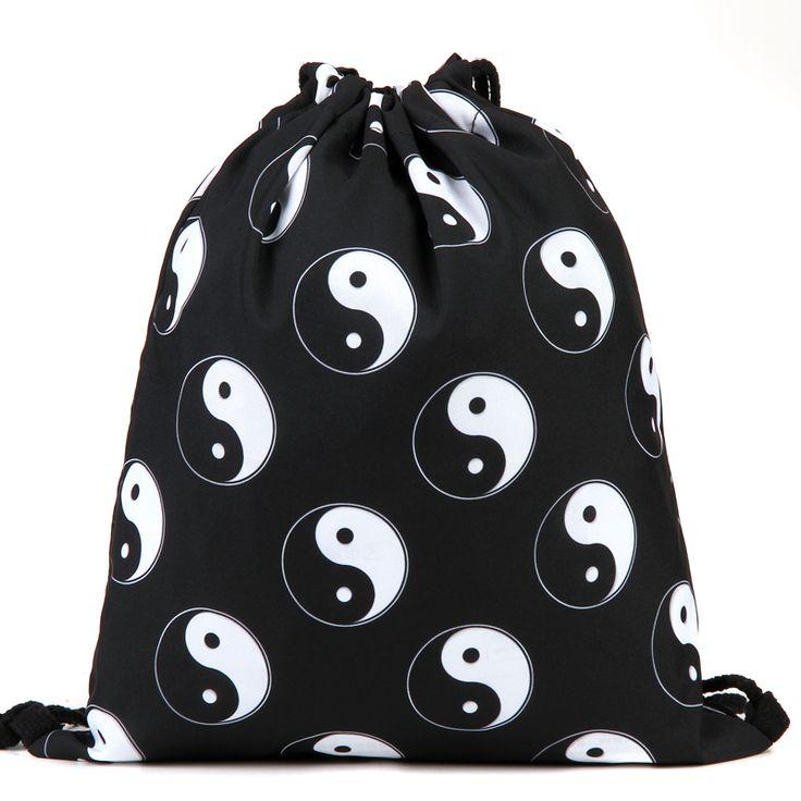 2017 New fashion Women unicorn bags gril Backpack Travel Softback Women Mochila Drawstring Bag School Girls Backpacks MORADI021