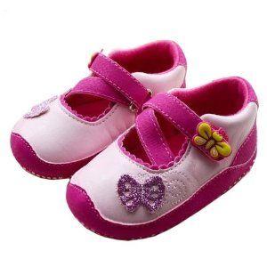 Sepatu Bayi Perempuan - ECOSCO Bayi Glitter Kupu-kupu Princess Buds Ballet Sandal sepatu Balita (12 ~ 15 Bulan) | Pusat Sepatu Bayi Terbesar dan Terlengkap Se indonesia http://pusatsepatubayi.blogspot.com/2013/07/sepatu-bayi-perempuan-ecosco-bayi.html