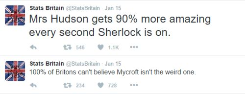 Stats Britain vs Sherlock