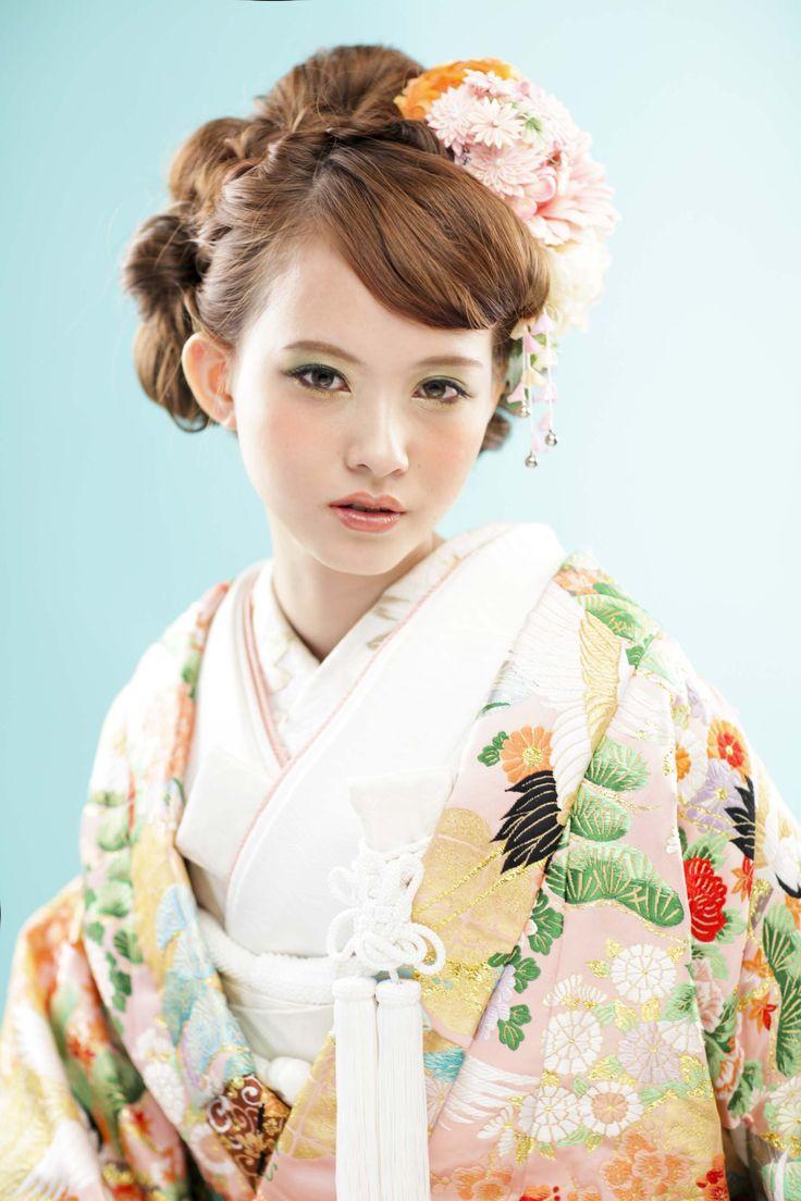 this summer's TOKYO kimono style
