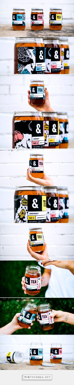 &pizza Tea Packaging by James Bonilla | Fivestar Branding Agency – Design and Branding Agency & Curated Inspiration Gallery #packagingdesign #packaging #design #designinspiration
