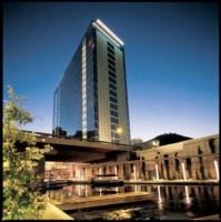5star Westin Cape Town hotel