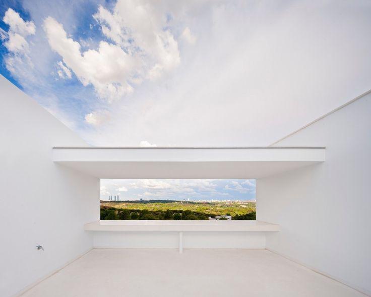 Cala House, Madrid, Spain/ by Alberto Campo Baeza