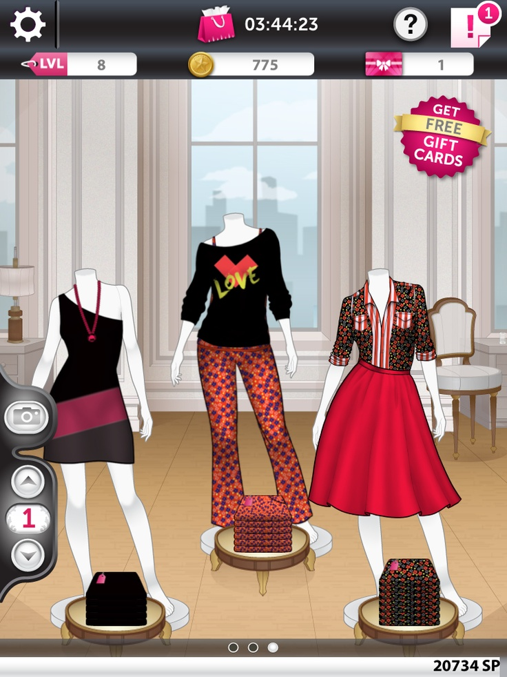 Created this ensemble for Valentines Day contest for 2013