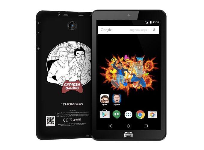 Une tablette Cyprien Gaming, ça vous dit ? - http://www.frandroid.com/produits-android/tablette/325444_tablette-cyprien-gaming-ca-dit  #Tablettes