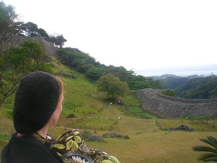 Nakijin Castle, Okinawa Japan