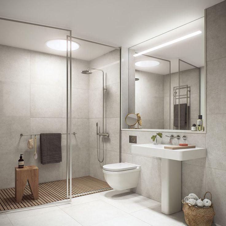 Oscar Properties #oscarproperties BIG, Stockholm, Sweden, bathroom