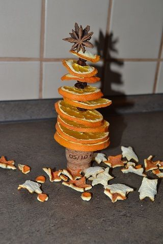 spice Christmas tree