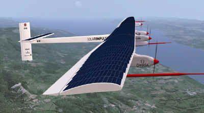 Aviation à énergie solaire