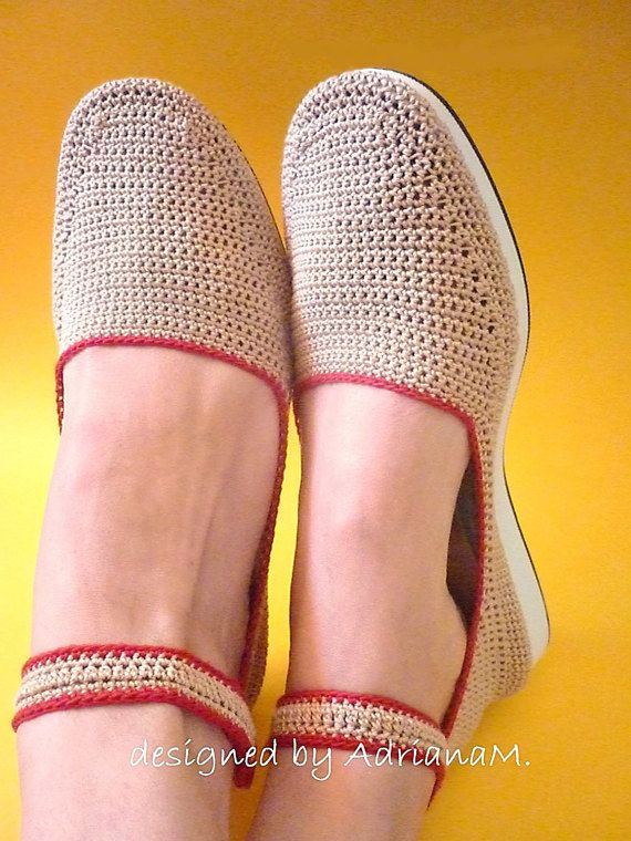Crochet shoes pattern crochet women sandals pattern by magic4kids