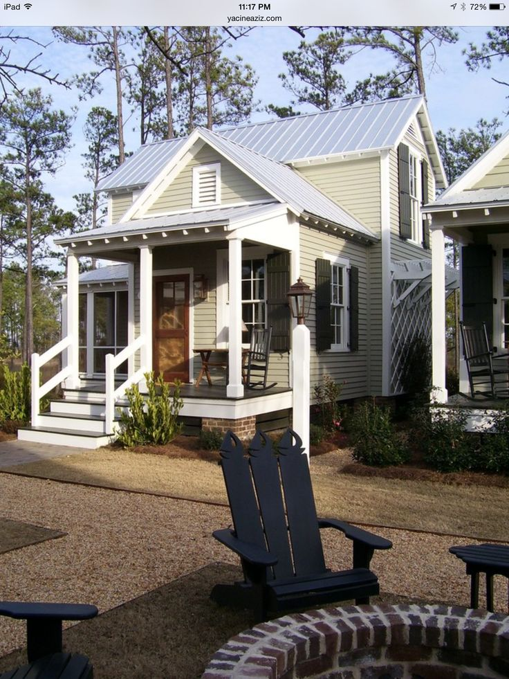 77 best Tiny Vacation House images on Pinterest Small houses