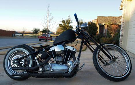 hardtail sportster | 1960 Harley Davidson XLCH Sportster ...