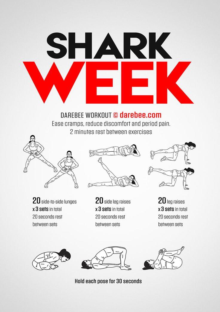 http://darebee.com/workouts/shark-week-workout.html