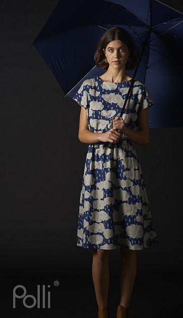 Cloud A-Line Dress