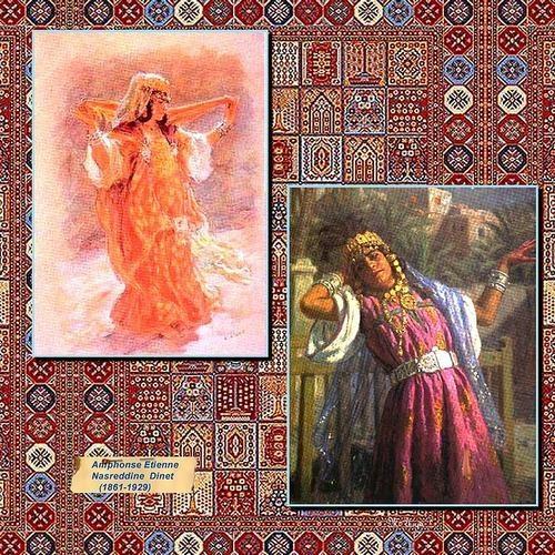 """Baladi"" où la danse orientale dans l'art - A L'ombre du Banian"