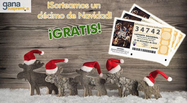 Sorteo Décimo de Sorteo Lotería de Navidad
