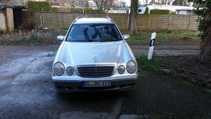 Mercedes E-Klasse Kombi Model 320 E (S210) 4-Matic   Check more at https://0nlineshop.de/mercedes-e-klasse-kombi-model-320-e-s210-4-matic/