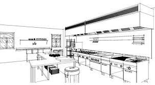 restaurant kitchen layout - Google Search