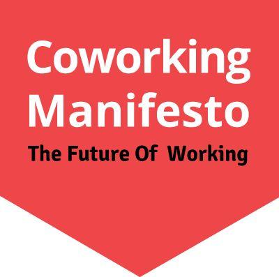 Coworking-manifesto