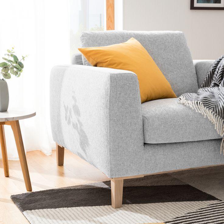 Affiliatelink Sessel Berilo Strukturstoff Skandinavisch