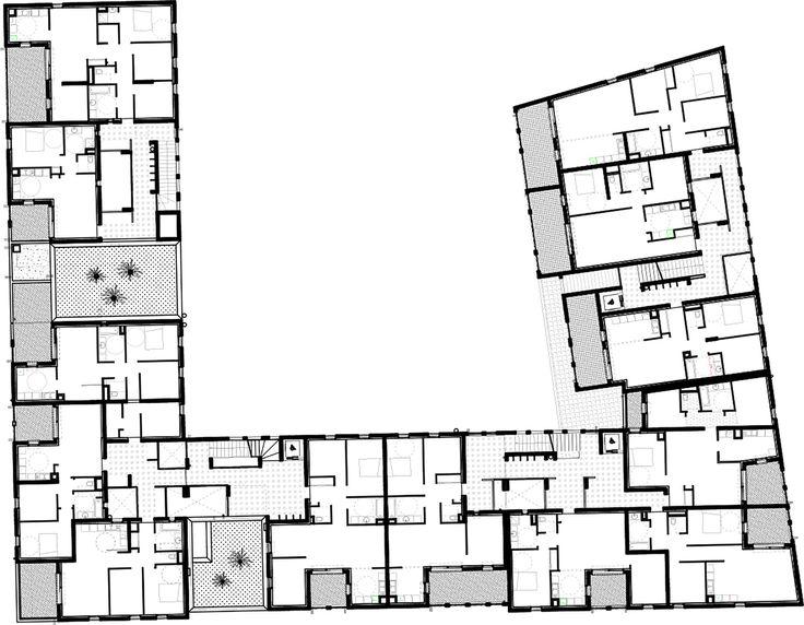 Gallery of 58 Social Housing in Antibes / Atelier PIROLLET architectes - 11