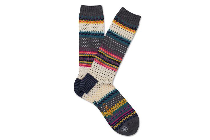 CHUP Lykke Socks - Blue