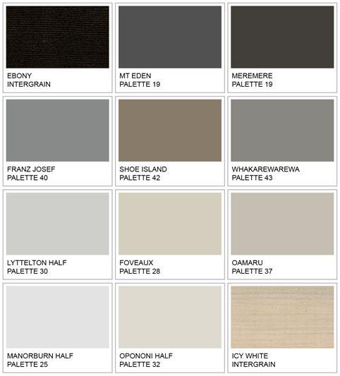 Raw Palette Paint Chips Pinterest Colour