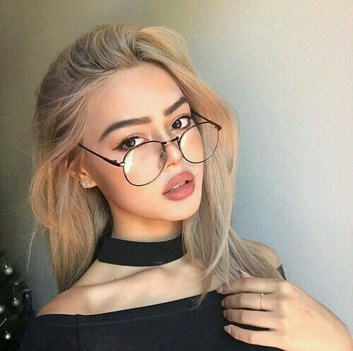 Saba Khan Lily Maymac Girls With Glasses Beautiful Girl