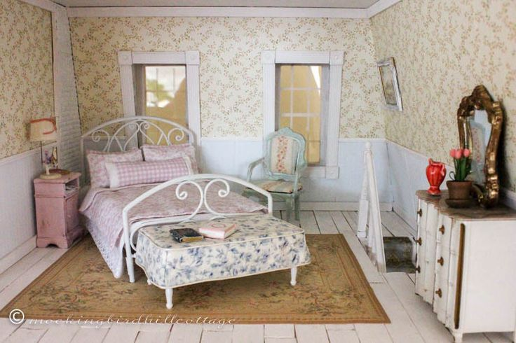17 best images about dollhouse miniatures on pinterest dollhouse miniature bedroom furniture by cherishedminiatures