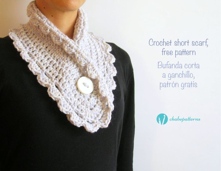 87 best Bufandas images on Pinterest | Shawl, Head scarfs and Knits