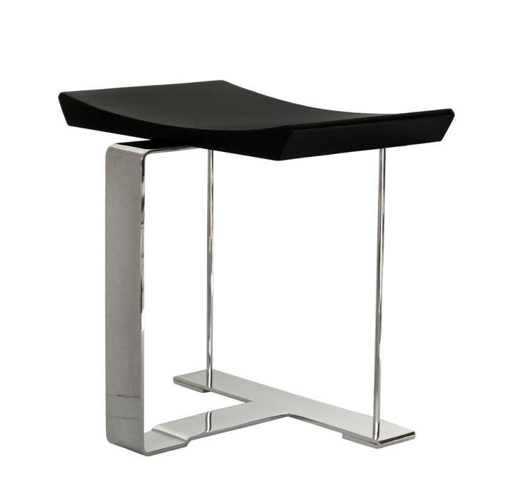 Edition-modern-stool-mallet-sevens-furniture-stools by Pierre Chareau John Douglas Eason Interiors, Inc.