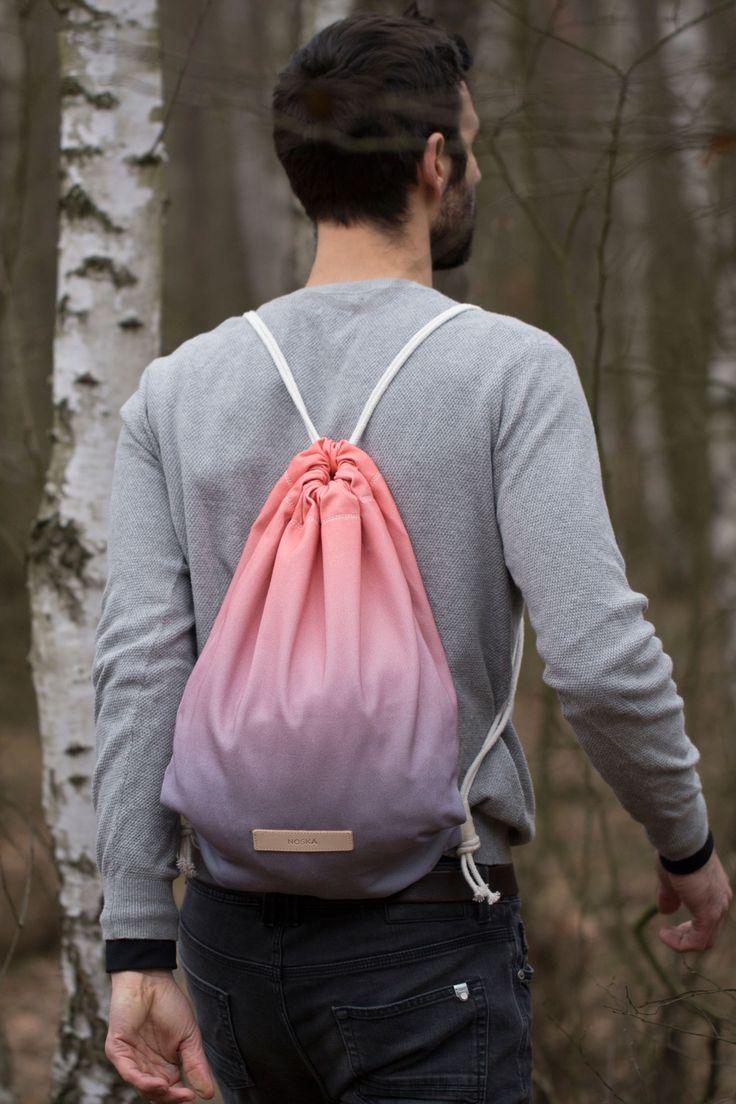 Storm | NOSKA SHOP #drawstring #bagpack
