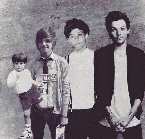We Heart It 経由の画像 https://weheartit.com/entry/153118341/via/29010791 #birthday #evolution #louistomlinson #onedirection