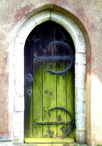 .: Green Doors, Doors Gates Window, Arched Doors, A Doors, Arches Green, Portal, Arches Doors, Beautiful Doors, Entrance