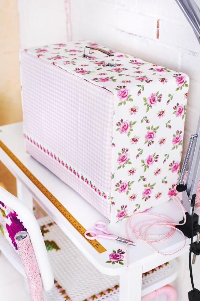 Askartele suojakotelo ompelukoneelle | Unelmien Talo&Koti