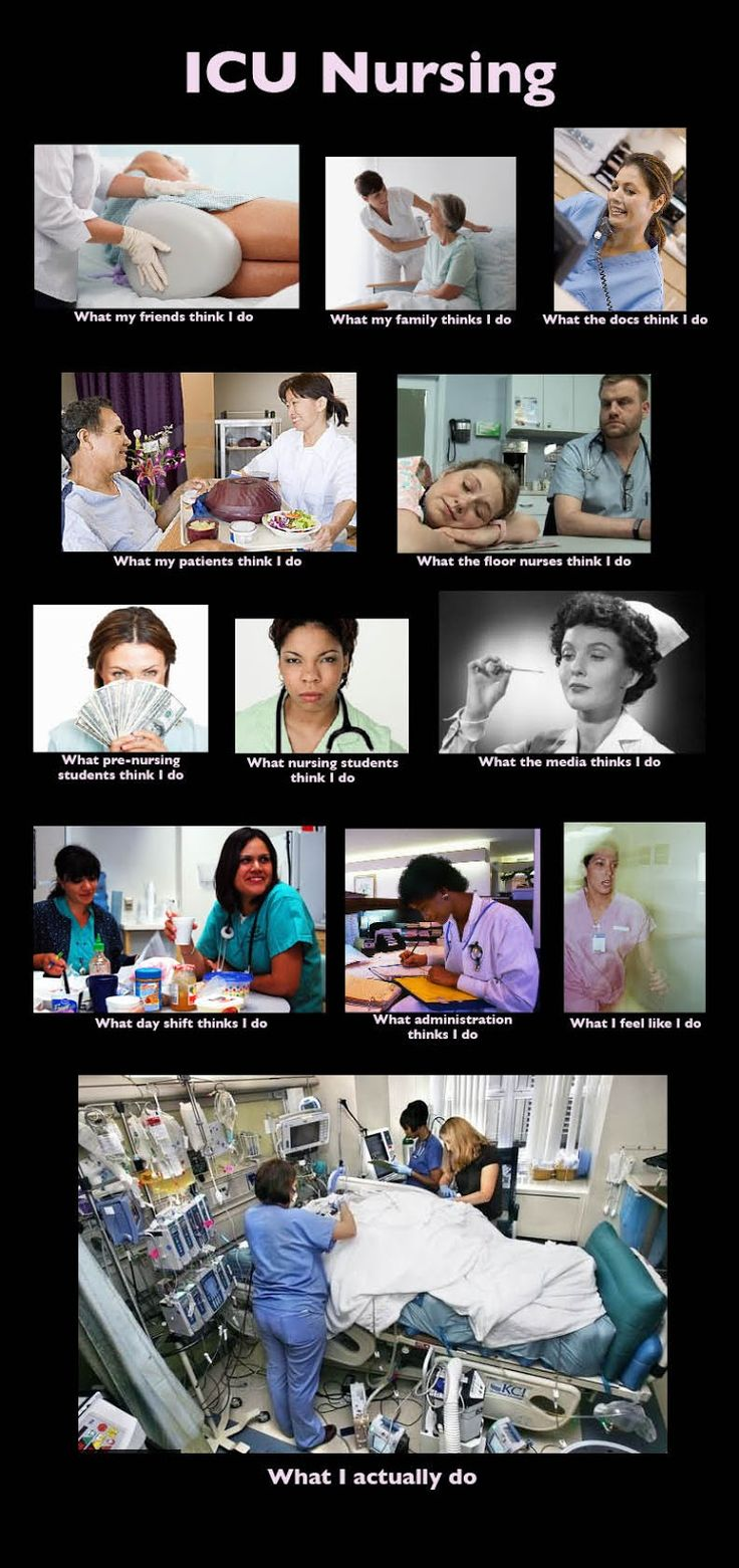 Project Awesome (aka Mo's Life): In appreciation of critical care nurses...