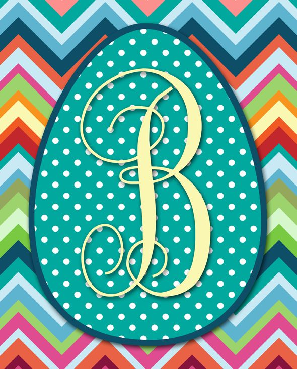 1638 best letters a b x images on pinterest names letters and letter for Free printable monogram