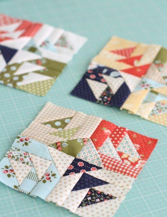 Mini Quilt Block Template Set : 1000+ ideas about Quilt Blocks on Pinterest Quilts, Quilt Patterns and Quilt Block Patterns