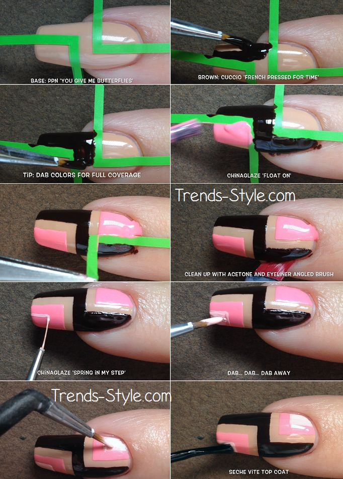366 best Unhas images on Pinterest | Perfect nails, Beauty tips and ...